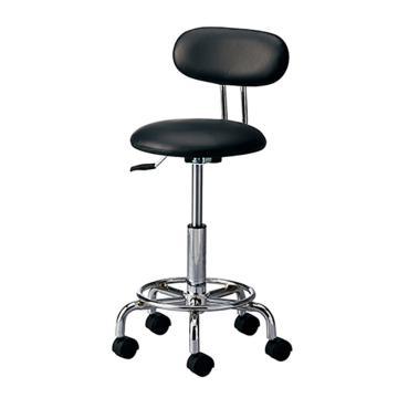 亞速旺 實驗室椅子(防靜電型),RC-SU(帶踏環),3-6548-02