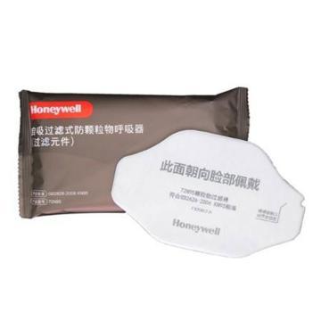 霍尼韦尔 滤棉,72N95C 1片