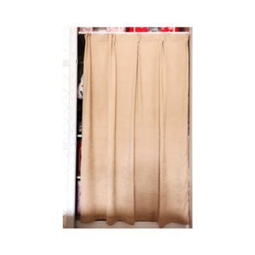 纬度空间 柜帘,1米轨道,宽1.5*高2.0单开,香槟色