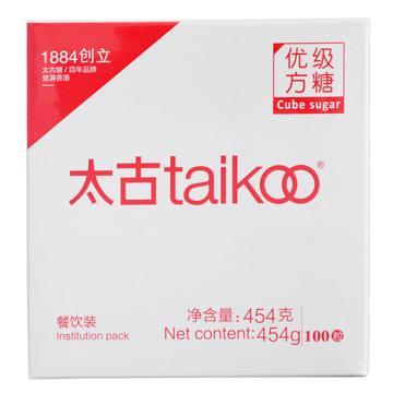 太古(taikoo)優級方糖,454gx2盒 餐飲裝 組裝