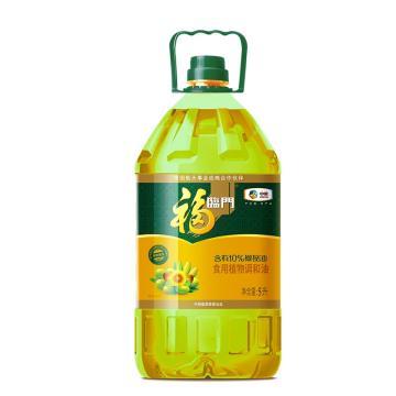 福臨門 橄欖食用植物調和油,5L 中糧出品 (一件代發)