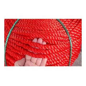 西域推荐 打包尼龙绳,红色,宽(mm):6