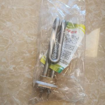 飲水器加熱管,220V 800W,管粗:Φ8mm,Φ32mm,125mm(帶絲扣)