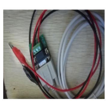 西域推薦 USB轉485線,USB轉485長2米
