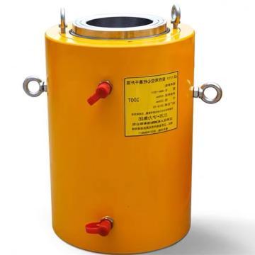 (僅限四川區域)空心液壓千斤頂,60T 行程50mm 孔徑55mm