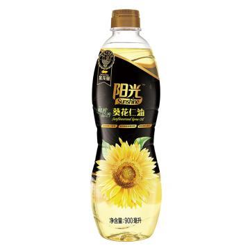 金龍魚 陽光鮮榨原香葵花仁油,900ML