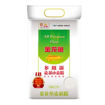 金龍魚 多用途麥芯粉,2.5KG