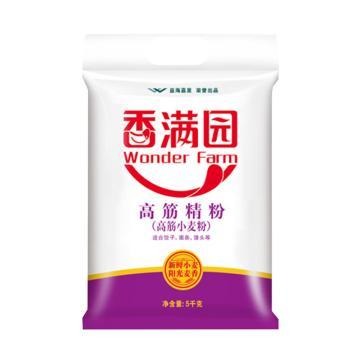 香滿園 高筋精粉,5KG