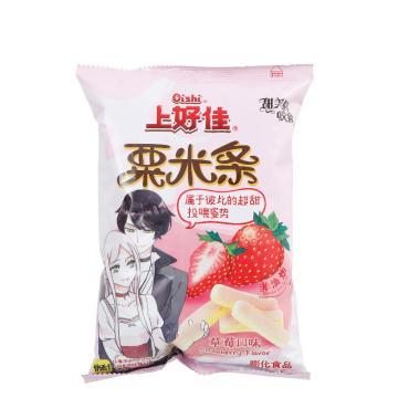 上好佳 粟米條,70g*12袋 草莓口味 箱裝