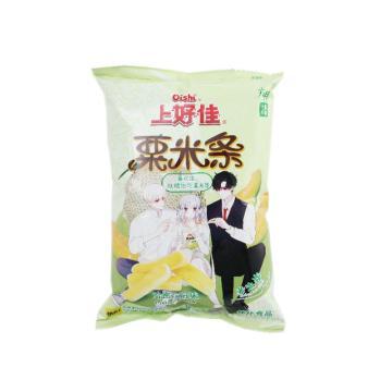 上好佳 粟米條,70g*12袋 哈密瓜口味 箱裝