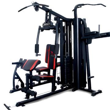 軍霞 五站綜合訓練機,JX-1125N家用商用健身器材大型力量器械 送貨上樓含安裝(偏遠地區除外)