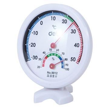 西域推荐 经济型室内外温湿度计 9012(1个)入 CC-3251-01