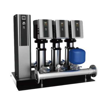凱泉 數字集成全變頻供水設備50KQGV-5-58-1.5X2