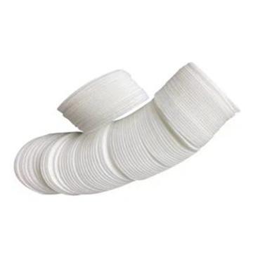 日本重松 大顆粒濾棉,白色7cm