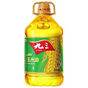 九三 非轉基因玉米油,4L