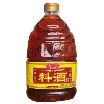 魯花 自然香料酒,3.8L