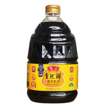 魯花 自然鮮醬香醬油,3.8L