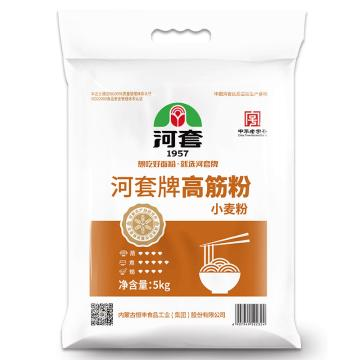河套 高筋小麥粉,5kg