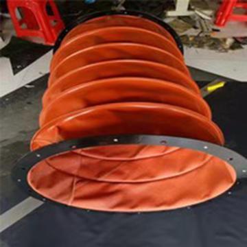 时代 风管,DN100 尼龙布硅胶布螺旋风管φ100,2米/根