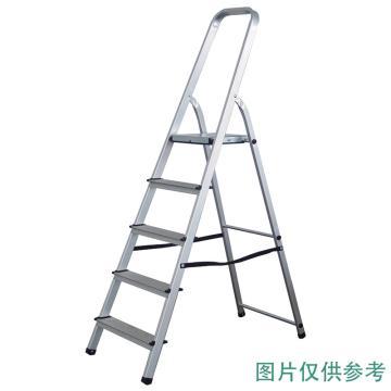 金锚 铝合金工作梯,额定载重(kg):150 层数:4 工作高度(m):0.87,AO113-104