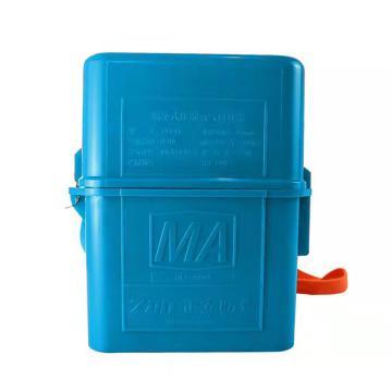 正安 隔絕式壓縮氧氣自救器(面罩式),ZYX45(B)煤安證號MLA210006