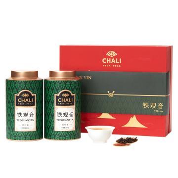 茶里 鐵觀音禮盒300g,150g/罐 2罐/盒