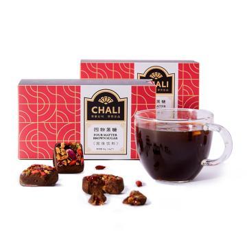 茶里 四物黑糖盒裝98g,14g/顆 7顆/盒