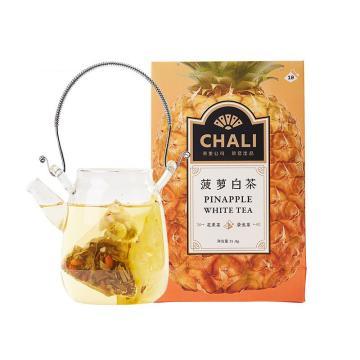 茶里 菠蘿白茶盒裝35g,3.5g/包 10包/盒