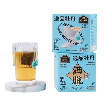 茶里 逸品牡丹盒裝25g,2.5g/包 10包/盒