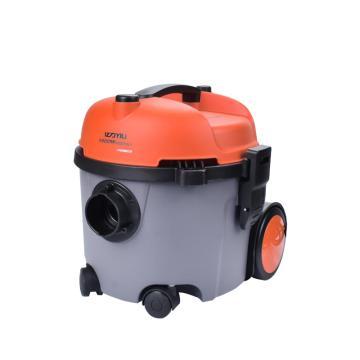 億力商用吸塵機,干式吸塵器 YLW6218E-10L(桔色)