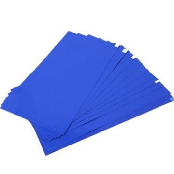 迅霸 粘尘脚垫,蓝色 60*90CM 30张/本