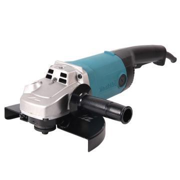 牧田makita 2000W角向磨光機角磨機打磨機,盤徑230mm9寸,回轉數6600,9069