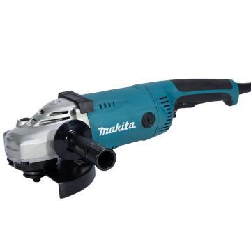 牧田makita 2200W角向磨光機角磨機打磨機,盤徑180mm7寸,回轉數8500,GA7020