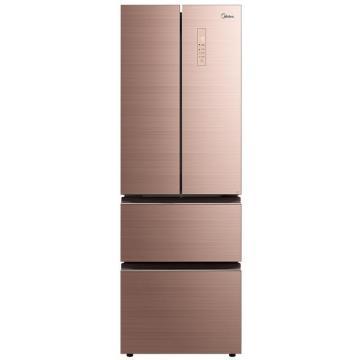 美的 多门电冰箱,BCD-325WTGPM(Q),安第斯玫瑰金