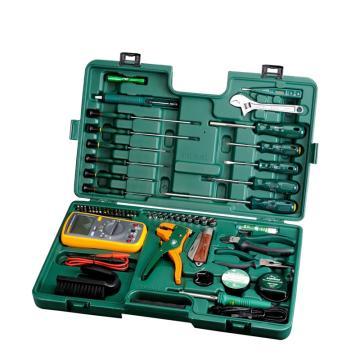 世達 定制化電訊工具組套,53件套,09535