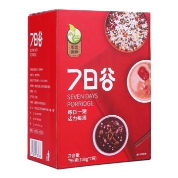禾煜 7日谷雜糧禮盒,756g