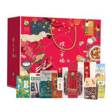 禾煜 煜見幸福禮盒5200款(2021年民生系列),5200g