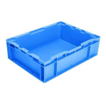Raxwell HP系列藍色周轉箱HP3A 尺寸(mm),外:365×275×110,內:325×235×90,全新料