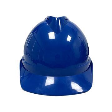 Raxwell Victor安全帽,藍色,耐低溫電絕緣阻燃,8點式鎖扣,ABS,RW5103