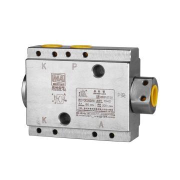 基安 液控單向閥,Qg:200L/min,PN50MPa,YDF-42/200(G)A,煤安證號MEE200728