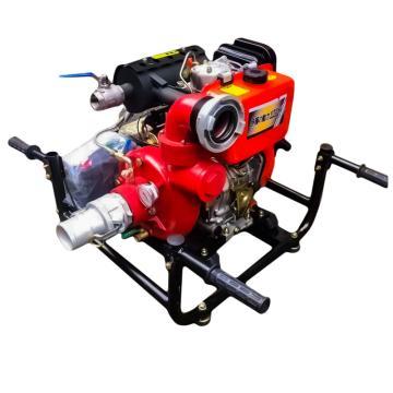 伊藤動力 雙缸消防高壓泵YT40DPI-2帶自吸