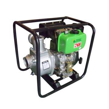 銳孜動力 柴油水泵80KB-3D,電啟動