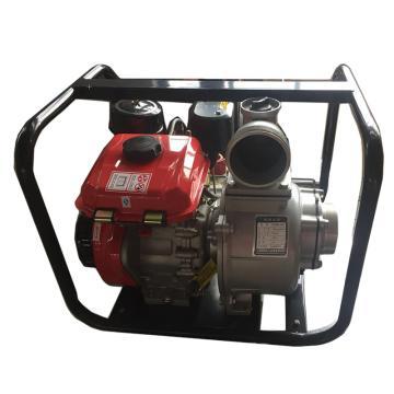 銳孜動力 柴油水泵100KB-4DN,電啟動