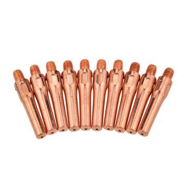 達雙 導電嘴/銅電極,φ1.2,M6×45,松下式,紫銅
