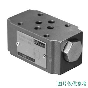 华德液压 叠加式双单向节流阀,Z2FS16-30B/S