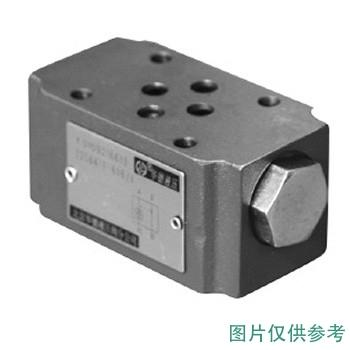 华德液压 叠加式单向节流阀,Z2FS10-3-30B/S2