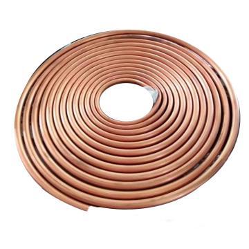 西域推薦 國標紫銅管, 9.5mm*0.8mm,50米/盤