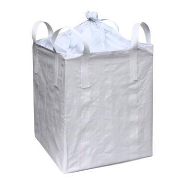 Raxwell 噸袋,四吊大扎口平底,尺寸(cm):90*90*110,靜載1.5t,全新料,10個/包