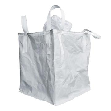 Raxwell 噸袋,四吊上料口平底,尺寸(cm):90*90*110,靜載1.5t,全新料,10個/包