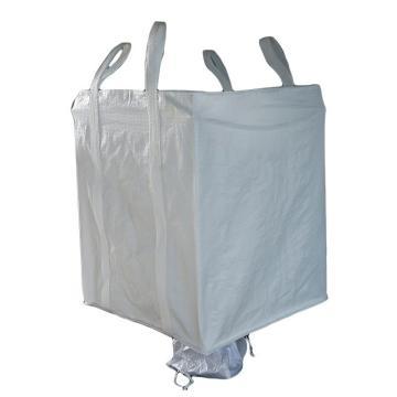 Raxwell 噸袋,四吊開口下料口,尺寸(cm):90*90*110,靜載1.5t,全新料,10個/包
